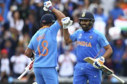 Icc Wc 2019 Rohit Sharma Headlines The List Of Five Best Knocks In League Phase