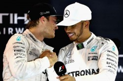 Hamilton Will Break Schumachers Records Predicts Rosberg Lewis