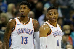Oklahoma City Thunder All Draft Picks After Trading Russell Westbrook Paul George Nba Trade