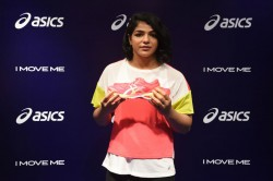 Asics India Announces Tie Up With Olympic Bronze Medalist Sakshi Malik
