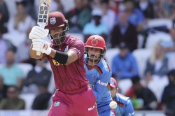 Icc World Cup 2019 West Indies Beat Afghanistan By 23 Runs To End On Winning Note