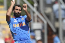 Icc Wc 2019 Omission Of Shami From Playing Xi Surprises All