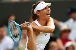 Wimbledon Serena Williams Through Garbine Muguruza Maria Sharapova Out