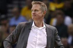 Steve Kerr Los Angeles Lakers Anthony Davis Nba
