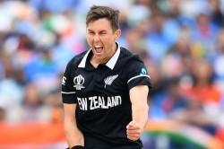 Trent Boult No Magic Formula Stunning New Zealand Start India Win Cricket World Cup