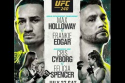 Ufc 240 Holloway Vs Edgar Preview Fight Card And Schedule
