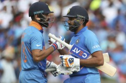 Icc Rankings Virat Kohli Remains On Top But Rohit Sharma Bridges Gap Icc World Cup