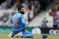 Icc World Cup 2019 India Vs New Zealand Funny Memes Galore Virat Kohli Wastes Drs On First Delivery
