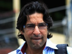 Pakistan Pace Legend Wasim Akram Humiliated At Manchester Airport For Carrying Insulin