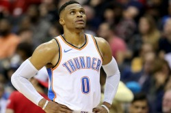 Nba Trade Rumors Thunder Trade Russell Westbrook To Rockets For Package Including Chris Paul