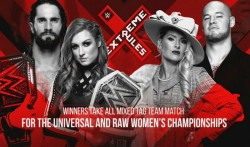 Spoiler On Wwe Extreme Rules Main Event Featuring Seth Rollins Becky Lynch