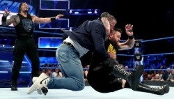 Wwe Smackdown Live Results And Highlights July 23