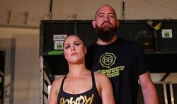 Rumour Ronda Rousey Set For Wwe Return With Husband Travis Browne