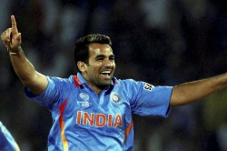 World Cup Flashbacks When Zaheer Khan Demolished Nz In