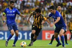 Afc Champions League Saudi Clasico Ends In Goalless Draw
