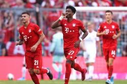 Fc Bayern Munich Mainz Bundesliga Report David Alaba Free Kick
