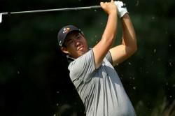 Wyndham Championship Byeong Hun An Keeps Control Of Leaderboard