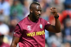 Andre Russell West Indies Carlos Brathwaite Defends Injured Global T