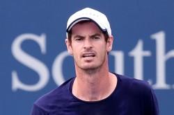 Andy Murray Atp Challenger Tour Return Rafa Nadal Open