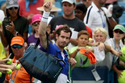 Andy Murray Us Open Singles Atp Cincinnati Masters