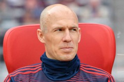 Retired Arjen Robben Holland Bayern Munich Star Considers Comeback