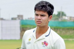 Arjun Tendulkar Picked In Mumbai Side For Pre Season Bupa Cup