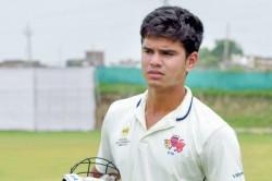 Arjun Tendulkar In Mumbai Squad For Vizzy Trophy