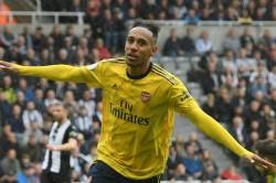 Newcastle 0 1 Arsenal Premier League Pierre Emerick Aubameyang