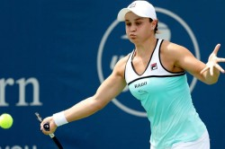 Western Southern Open Ashleigh Barty Wta Number One Naomi Osaka Retires Cincinnati