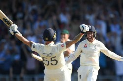 Ashes 2019 Jack Leach Reveals Superstitious Ben Stokes Box Headingley Heroics