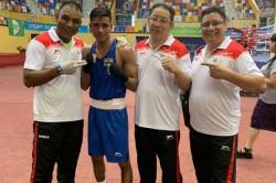 Boxing Gaurav Govind Enter Semis Confirms 2 More Medals In Russia