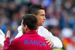 Ronaldo Messi Made Me A Better Player