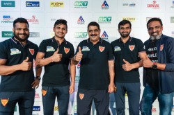 Pro Kabaddi League 2019 Dabang Delhi Kc Gear Up For The Home Leg