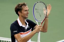 Daniil Medvedev Novak Djokovic Cincinnati Western Southern Open