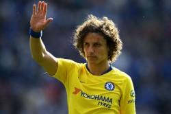 David Luiz Completes Arsenal Move Chelsea 8m