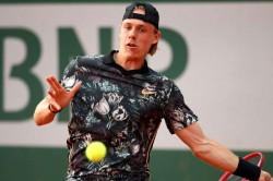 Denis Shapovalov Andrey Rublev Benoit Paire Winston Salem Open