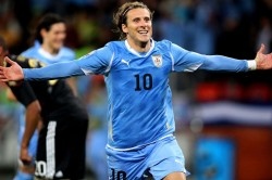 Former Uruguay Manchester United Diego Forlan Retires