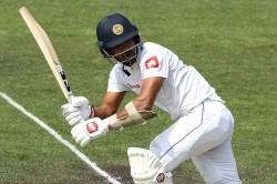 Chandimal Named In Sri Lanka S Preliminary Test Squad