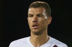 Edin Dzeko Extends Roma Contract To
