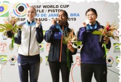 Shooting Gagan Narang S Protege Elavenil Valarivan Wins Gold 10 M Air Rifle At Issf World Cup