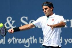 Roger Federer Confident Us Open Challenge