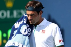 Roger Federer Crashes Out At Cincinnati Western Southern Open Andrey Rublev