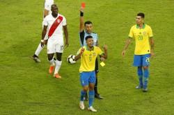 Brazil Gabriel Jesus Two Month International Ban