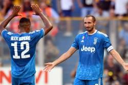 Serie A Match Report Parma Juventus