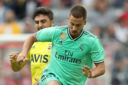 Eden Hazard Real Madrid Belgium Injury Update Zinedine Zidane