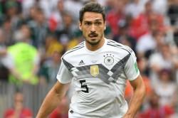 Mats Hummels Borussia Dortmund Open Germany Return