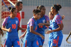 India Win Special Trophy In Cotif Cup