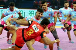 Pkl 2019 Table Toppers Jaipur Should Have It Easy Vs Up