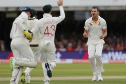 Ashes 2019 Hazlewood Leads The Charge As Aussies Tighten Grip At Lord S