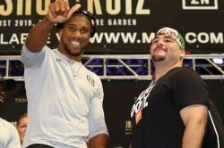 Lewis Gains Revenge Ali Makes History Famous Heavyweight Rematches Joshua Ruiz Jr